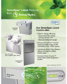 HT-0012 GreenSpec® Listed Models (10/2010)