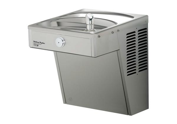 Image for Halsey Taylor Wall Mount GreenSpec Vandal-Resistant ADA Cooler, Non-Filtered 8 GPH Stainless from Halsey Taylor
