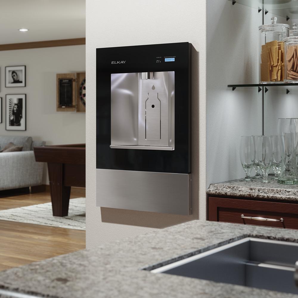 Ezh2o Liv Built In Filtered Water Dispenser Elkay