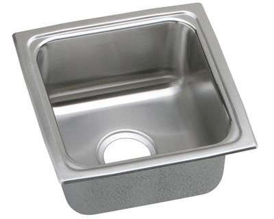 Image for Gourmet (Lustertone) Stainless Steel Single Bowl Top Mount Bar Sink from elkay-consumer