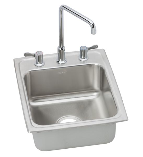 ELKAY Bathroom Sink Stainless Steel Sinks