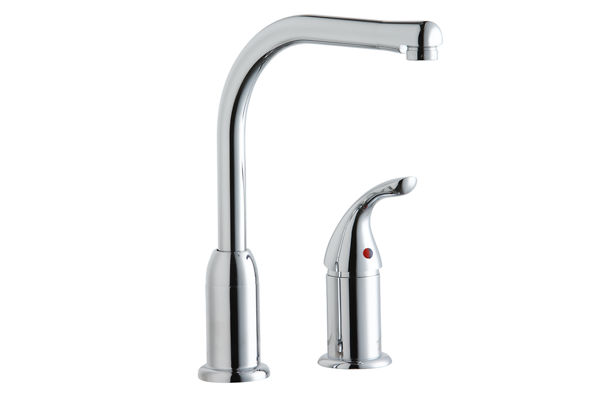 Everyday Kitchen Faucet with Remote Handle, Chrome
