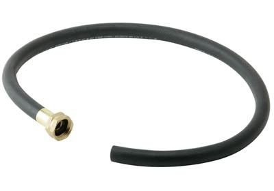 "Image for Elkay 36"" Black Heavy Duty Rubber Hose with Standard Female Faucet Hose Connection on One End from ELKAY"