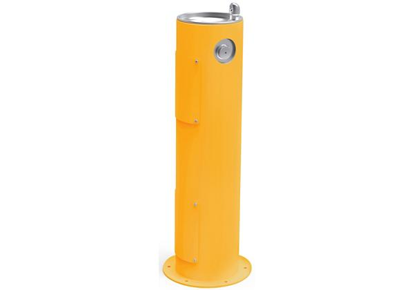 Image for Elkay Outdoor Fountain Pedestal Non-Filtered, Non-Refrigerated Yellow from Elkay Asia Pacific