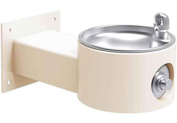Image for Elkay Outdoor Fountain Wall Mount Non-Filtered, Non-Refrigerated Freeze Resistant Beige from Elkay Asia Pacific