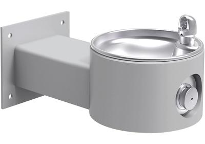 Image for Elkay Outdoor Fountain Wall Mount, Non-Filtered Non-Refrigerated, Gray from ELKAY