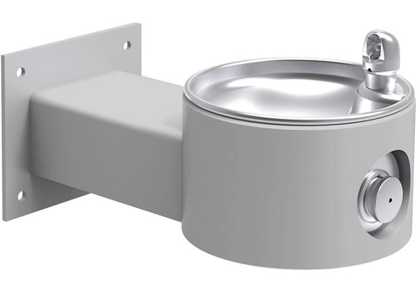 Image for Elkay Outdoor Fountain Wall Mount, Non-Filtered Non-Refrigerated, Gray from Elkay Europe and Africa