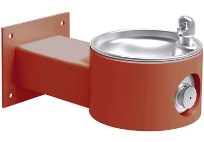Image for Elkay Outdoor Fountain Wall Mount, Non-Filtered Non-Refrigerated, Terracotta from ELKAY