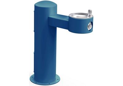 Image for Elkay Outdoor Fountain Pedestal Non-Filtered Non-Refrigerated, Blue from ELKAY
