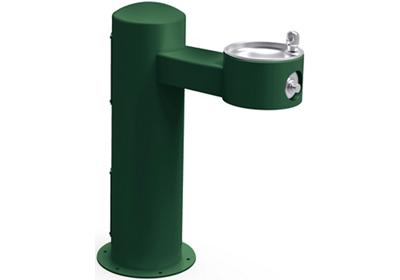Image for Elkay Outdoor Fountain Pedestal Non-Filtered Non-Refrigerated, Sanitary Freeze Resistant Evergreen from ELKAY