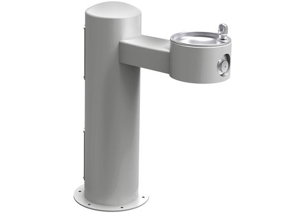 Image for Elkay Outdoor Fountain Pedestal Non-Filtered Non-Refrigerated, Gray from Elkay Europe and Africa