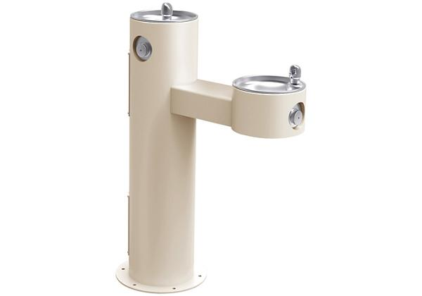 Image for Elkay Outdoor Fountain Bi-Level Pedestal Non-Filtered, Non-Refrigerated Beige from Elkay Europe and Africa