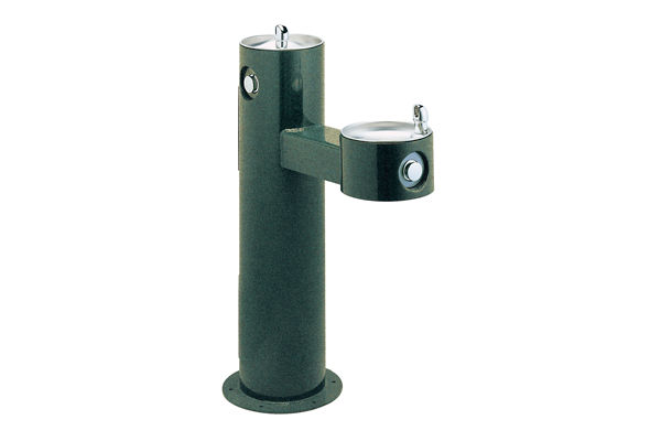 Outdoor Bi-Level ADA Pedestal Fountain