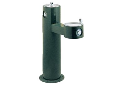Image for Elkay Outdoor Fountain Bi-Level Pedestal Non-Filtered, Non-Refrigerated Sanitary Freeze Resistant from ELKAY