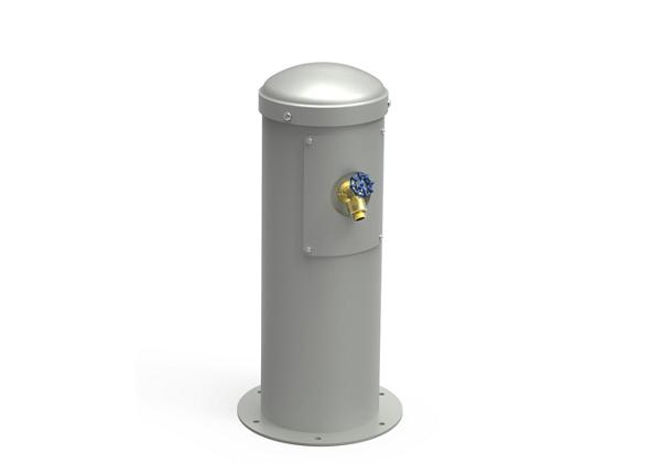 Image for Halsey Taylor Yard Hydrant with Hose Bib, Non-Filtered, Non-Refrigerated, Gray from Halsey Taylor