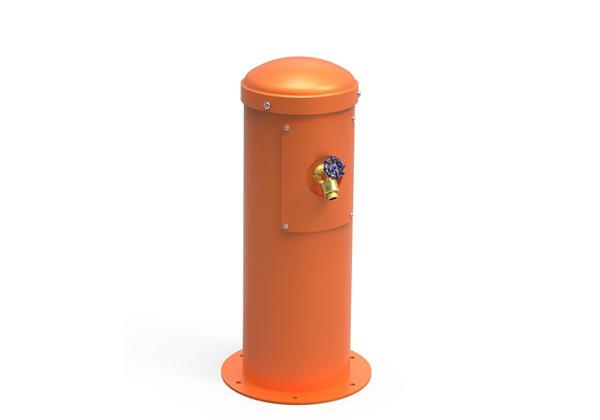 Image for Elkay Yard Hydrant with Hose Bib Non-Filtered Non-Refrigerated, Orange from Elkay Asia Pacific