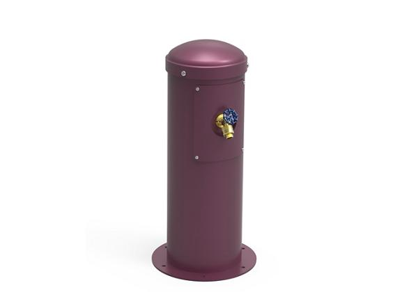 Image for Elkay Yard Hydrant with Hose Bib Non-Filtered Non-Refrigerated, Purple from Elkay Asia Pacific