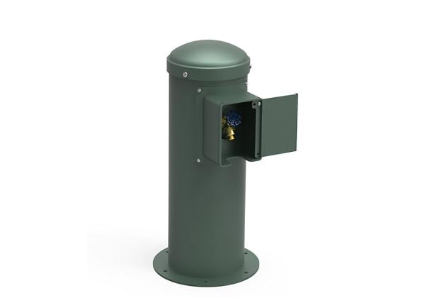Image for Elkay Yard Hydrant with Locking Hose Bib Non-Filtered, Non-Refrigerated Evergreen from Elkay Europe and Africa