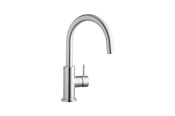 Elkay Allure Kitchen Faucet, Satin Stainless Steel