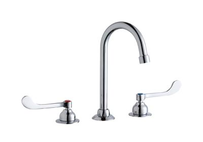 Image for Food Service Deck Mount Faucet from ELKAY