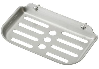 "Image for Elkay Stainless Steel Soap Dish for Back / Wall Mounting, 3-1/2"" x 6"" from ELKAY"