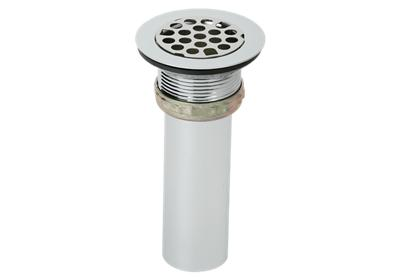 Image for Elkay Drain Fitting Type 304 Stainless Steel Body, Grid Strainer and Tailpiece from ELKAY