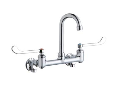 Image for Scrub/Handwash Wall Mount Faucet from ELKAY