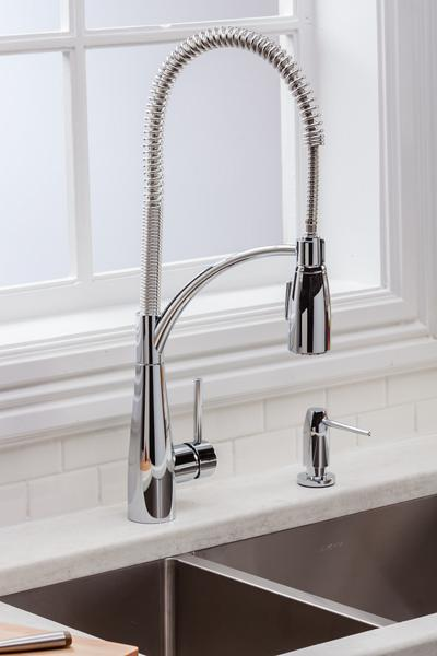Image For Elkay Avado Single Hole Kitchen Faucet With Semi Professional  Spout Forward Only Lever