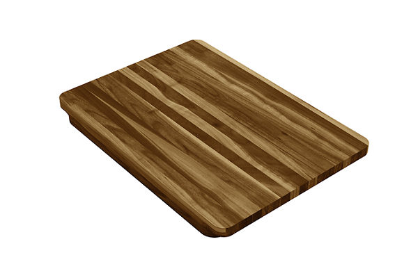 "Elkay Hardwood 12-1/2"" x 17-3/8"" x 1-1/2"" Cutting Board"