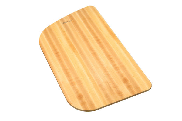"Elkay Hardwood 12"" x 19-3/4"" x 1"" Cutting Board - (Top mount installation)"
