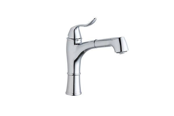 Elkay Explore Pull-out Spray Kitchen Faucet
