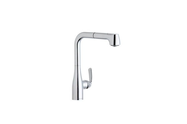 Elkay Gourmet Pull-out Spray Kitchen Faucet
