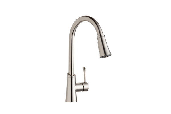 Gourmet Pull-Down Kitchen Faucet