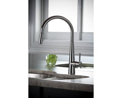 Image for Harmony Pull-Down Kitchen Faucet from elkay-consumer