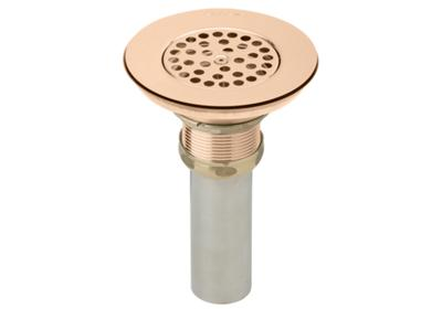 "Image for CuVerro® Antimicrobial Copper 3"" Grid Strainer from ELKAY"
