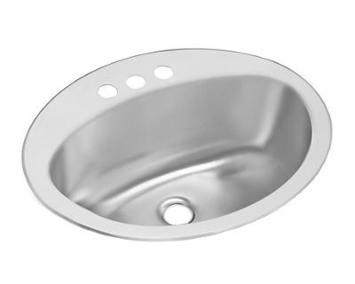 Image for Asana (Lustertone) Stainless Steel Single Bowl Top Mount Sink from elkay-consumer
