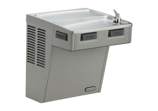 Image for Elkay Wall Mount ADA Cooler, Filtered 8 GPH Stainless from Elkay Latin America