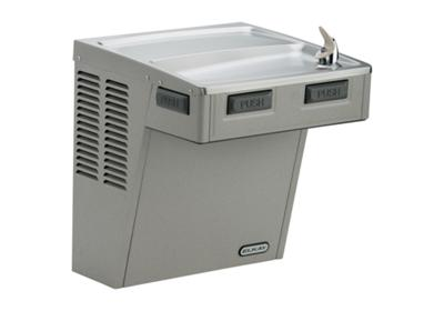 Image for Elkay Wall Mount ADA Cooler, Filtered Non-Refrigerated Stainless from ELKAY