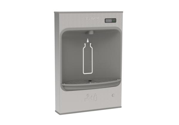 Image for Elkay EZH2O Mechanical Bottle Filling Station Surface Mount, Battery Powered Filtered Non-Refrigerated Stainless from Elkay Europe and Africa