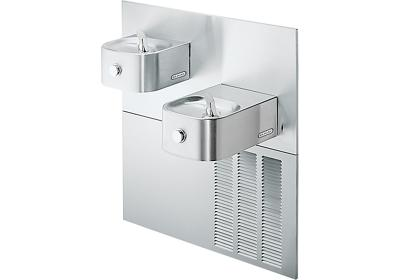 Image for Elkay Soft Sides Fountain Bi-Level Reverse ADA Filtered, 8 GPH Stainless from ELKAY