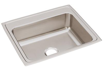 "Image for Elkay Lustertone Classic Stainless Steel 25"" x 21-1/4"" x 7-7/8"", Single Bowl Drop-in Sink from ELKAY"