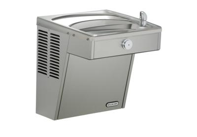 Image for Elkay Cooler Wall Mount ADA Vandal-Resistant Filtered 8 GPH, Stainless 220V from ELKAY