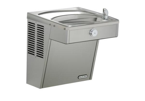 Image for Elkay Cooler Wall Mount ADA Vandal-Resistant Filtered 8 GPH, Stainless 220V from Elkay Middle East