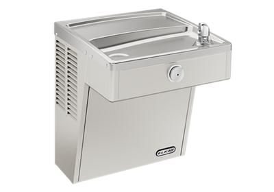 Image for Elkay Cooler Wall Mount ADA Vandal-Resistant Filtered, Non-Refrigerated Stainless from ELKAY