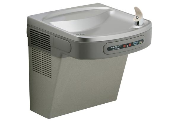 Image for Elkay Cooler Wall Mount ADA Hands-Free Filtered 8 GPH, Light Gray Granite 220V from Elkay Middle East