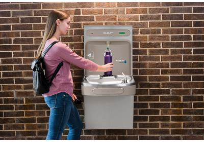 Image for Filtered EZH2O® Bottle Filling Station with Single ADA Cooler from ELKAY