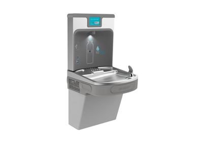 Image for Elkay Enhanced EZH2O Bottle Filling Station with Single ADA Cooler, Filtered, 8 GPH, Light Gray from ELKAY