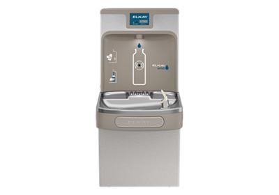 Image for Elkay Enhanced EZH2O Bottle Filling Station & Single ADA Cooler, Filtered 8 GPH Light Gray from ELKAY