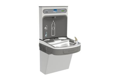 Image for Elkay EZH2O Bottle Filling Station with Single ADA Cooler, Filtered 8 GPH Stainless 220V from ELKAY