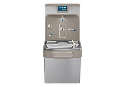 Image for Elkay Enhanced EZH2O Bottle Filling Station & Single ADA Cooler, Filtered 8 GPH Stainless from ELKAY